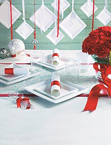Chinet Classic White Dessert Plate & Chinet Classic White Dessert Plate - discount compostable products