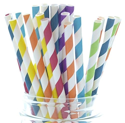 Old Fashioned Paper Straws
