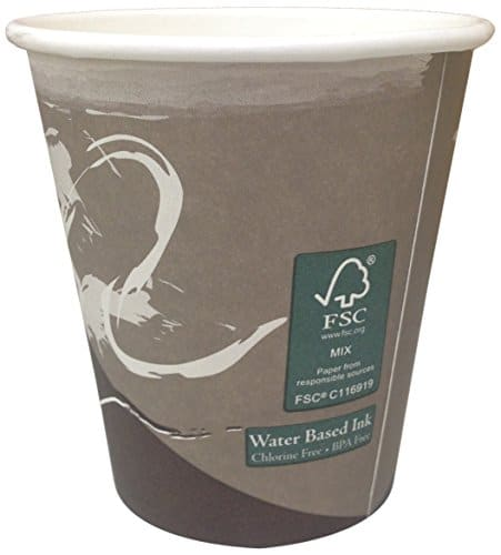Fsc Certified Paper Based Composite Material: Buy Emerald Brand 1000-Cup FSC Certified Select Design Hot