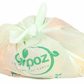 Canpoz Extra Strength 100 Compole Kitchen Bags Bpi Certificated Astm D6400 Europe Vinçotte Certified Ok