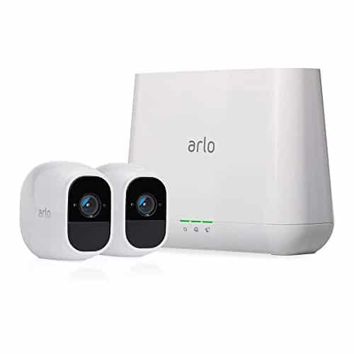 Arlo-Pro-2-Wireless-Home-Security-Camera-Rechargeable-Night-Vision-IndoorOutdoor-1080p-2-Way-Audio-Wall-Mount-White-Certified-Refurbished-0