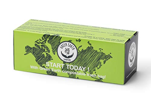 Buy Green Earth Compostable Biodegradable Food Scraps Waste ...
